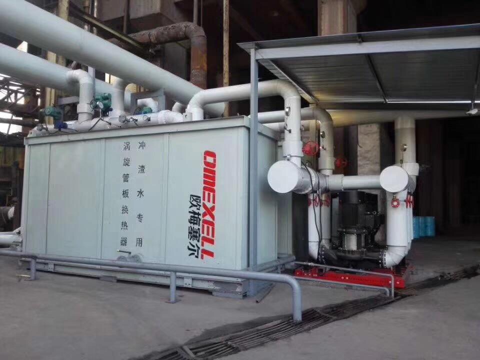 余热回收冲渣水专用乐虎体育app下载器