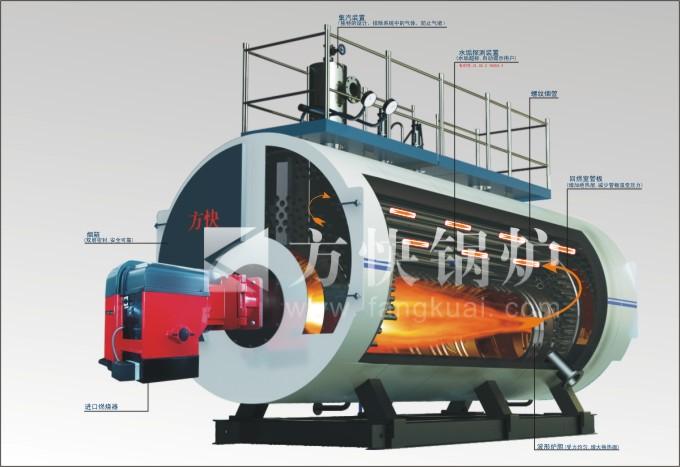 锅炉-陕西榆林锅炉安装工程