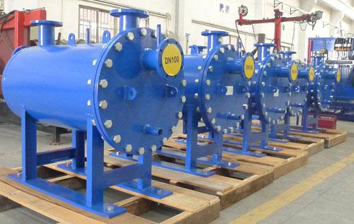 小型蒸汽锅炉运行中严禁无水或缺水燃烧