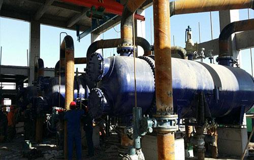 燃气锅炉安装室内管道需要遵循的规则